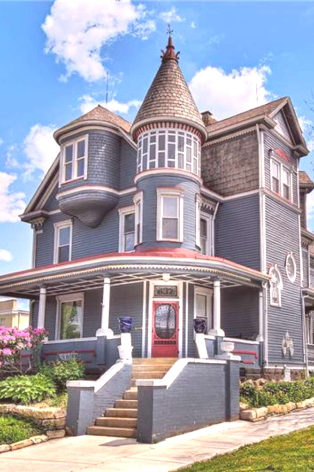 1891 Victorian For Sale In Ellwood City Pennsylvania -