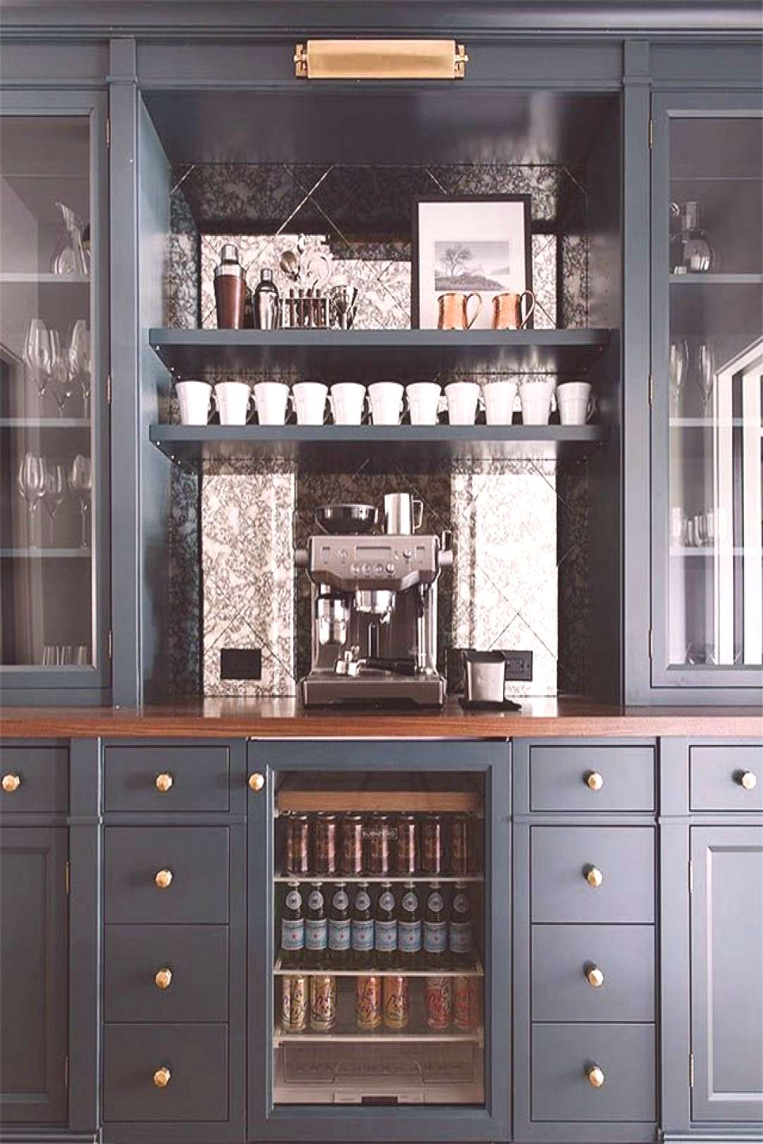 26 Home Coffee Station Ideas to Help You Quit Starbucks   Posh Pennies   - For the home
