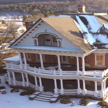 1902 Victorian Mansion For Sale In Smethport Pennsylvania — Captivating Houses,  1902 Victorian M