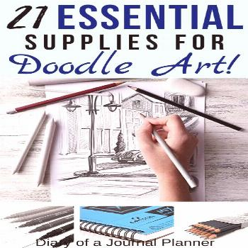 21+ Products Perfect For Doodles lovers) The pens, markers, pencils and notebooks you need in your