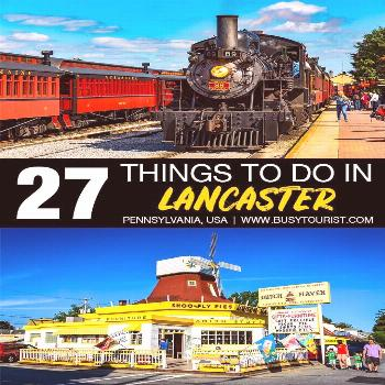 27 Best & Fun Things To Do In Lancaster (Pennsylvania) Wondering what to do in Lancaster, PA? This