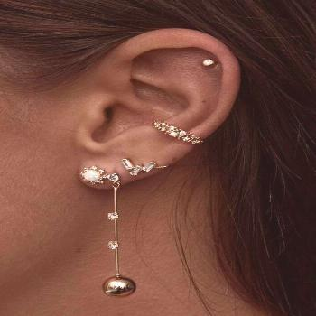 72 Ear Piercing For Women Cute And Beautiful Ideas - The Finest Feed