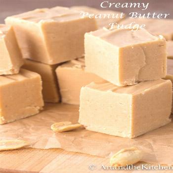 Amazing recipe for creamy, smooth peanut butter fudge. After many batches of trial and error this i