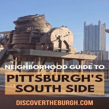 An Attraction, Drinking, and Eating Guide to Pittsburgh's South Side Looking for a new spot to eat,