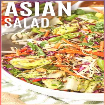 Asian Chopped Salad - Spend With Pennies dressing recipes easy for lunch ideas to work ideas recipe