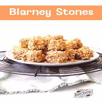 Blarney Stones - This is a#salty-sweet St. Patrick's Day tradition for many in the Rich cubes o