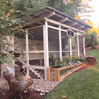 Chicken Coops, Chook Pens, and Feeders - Ship Au#chicken