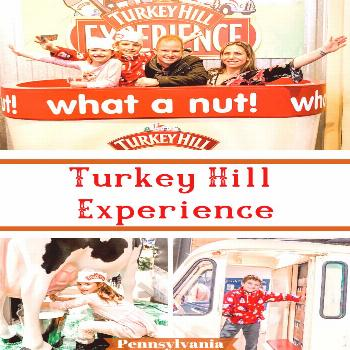 Colossal Fun at the Turkey Hill Experience The Turkey Hill Experience is an indoor attraction with