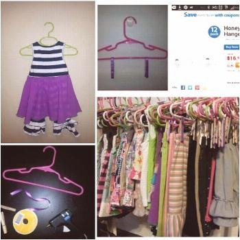 DIY pant hangers by Yadeybug! Just pennies on the dollar :),  DIY pant hangers by Yadeybug! Just pe