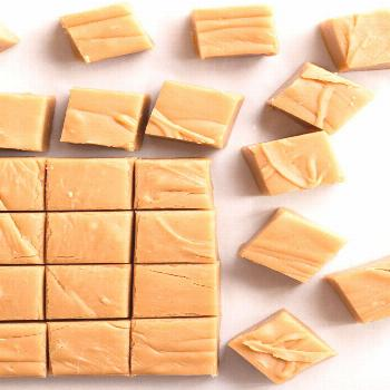 Easy Peanut Butter Fudge Whip up this easy peanut butter fudge recipe. It's supremely creamy!