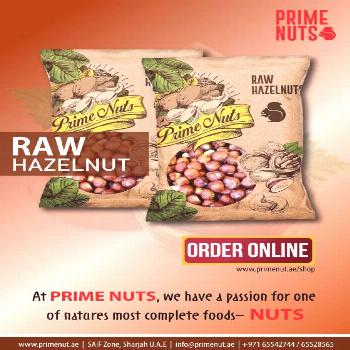 Hazelnuts are very high in energy and loaded with many health-benefiting nutrients Hazelnuts are ve