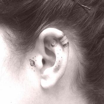 Helix tattoo ideas ear tattoo -  Helix tattoo ideas ear tattoo  -