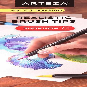 ?HOT SALE!?        ?Amazing Real Brush Pens? -  ?Limited stock!?  -