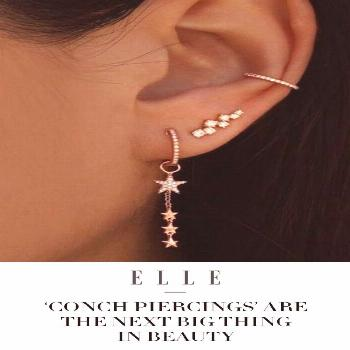 Is It Time To Get A Conch Piercing? -  Conch piercings  -