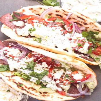 Lamb Gyros Recipe {Great for Beginners!} - Spend With Pennies - -