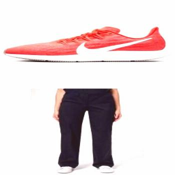 Nike Air Zoom Pegasus 36 Men's Running Shoe - Red Nike Nike Air Zoom Pegasus 36 Men's Running S