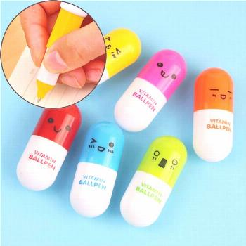 Novelty Creative Pen Ballpoint Pens Office School Stationery Supplies for Students Kids Girls by Th