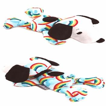 Other Beanbag Plush 49020: Hallmark Peanuts® Snoopy Rainbow Skies Floppy Stuffe...   - My Style -