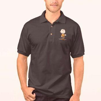 Peanuts | Charlie Brown Polo Shirt Affiliate
