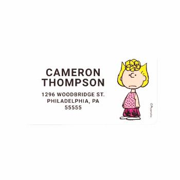 Peanuts | Sally Brown Label Affiliate