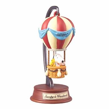 Peanuts Snoopy Balloon Journey 3-Inch Rement Collectible Figure -