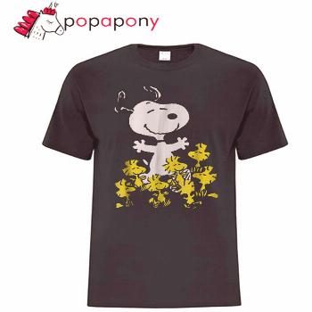Peanuts Snoopy chick party best seller T-shirt#dailytshirt