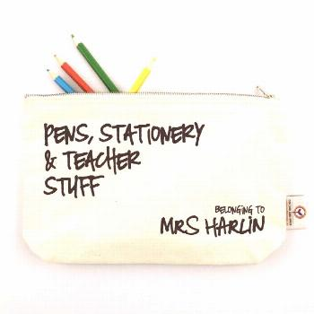 Pens, Stationery & Teacher Stuff Personalised Pencil Case | hardtofind. -  Pens, Stationery & Teach