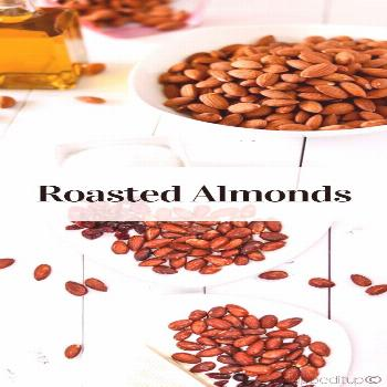 Roasted Almonds Roasted Almonds - WhippedItUp -
