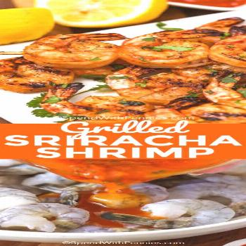 Sriracha Grilled Shrimp - Spend With Pennies Sriracha Grilled Shrimp - Spend With Pennies