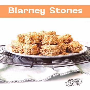 Stones - This is a#salty-sweet St. Patrick's Day tradition for many in the Rich cubes of pound