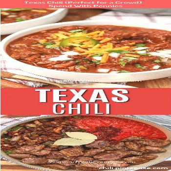 Texas Chili  Perfect for a Crowd    Spend With Pennies Texas Chili  Perfect for a Crowd    Spend Wi