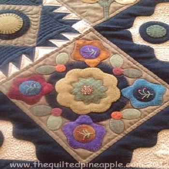 THE QUILTED PINEAPPLE: Pennies From Heaven#heaven