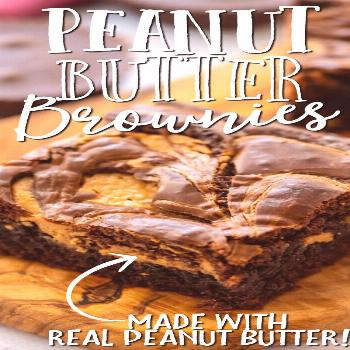 You won't want to return to boxed mixes after seeing how easy this homemade version is. Our peanut