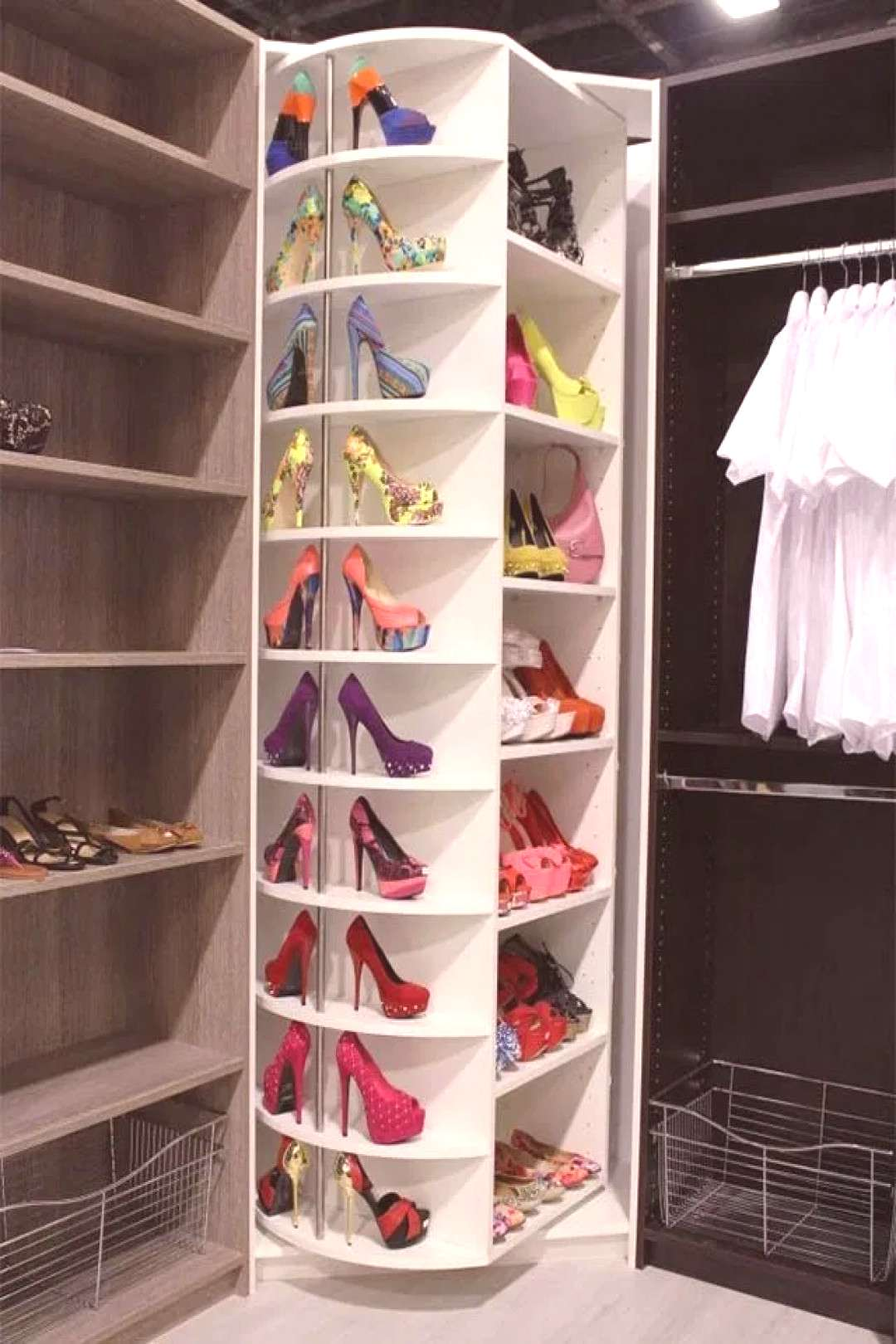 39 Simple Shoe Storage Ideas That Will Declutter Your Hallway | Posh Pennies#declutter