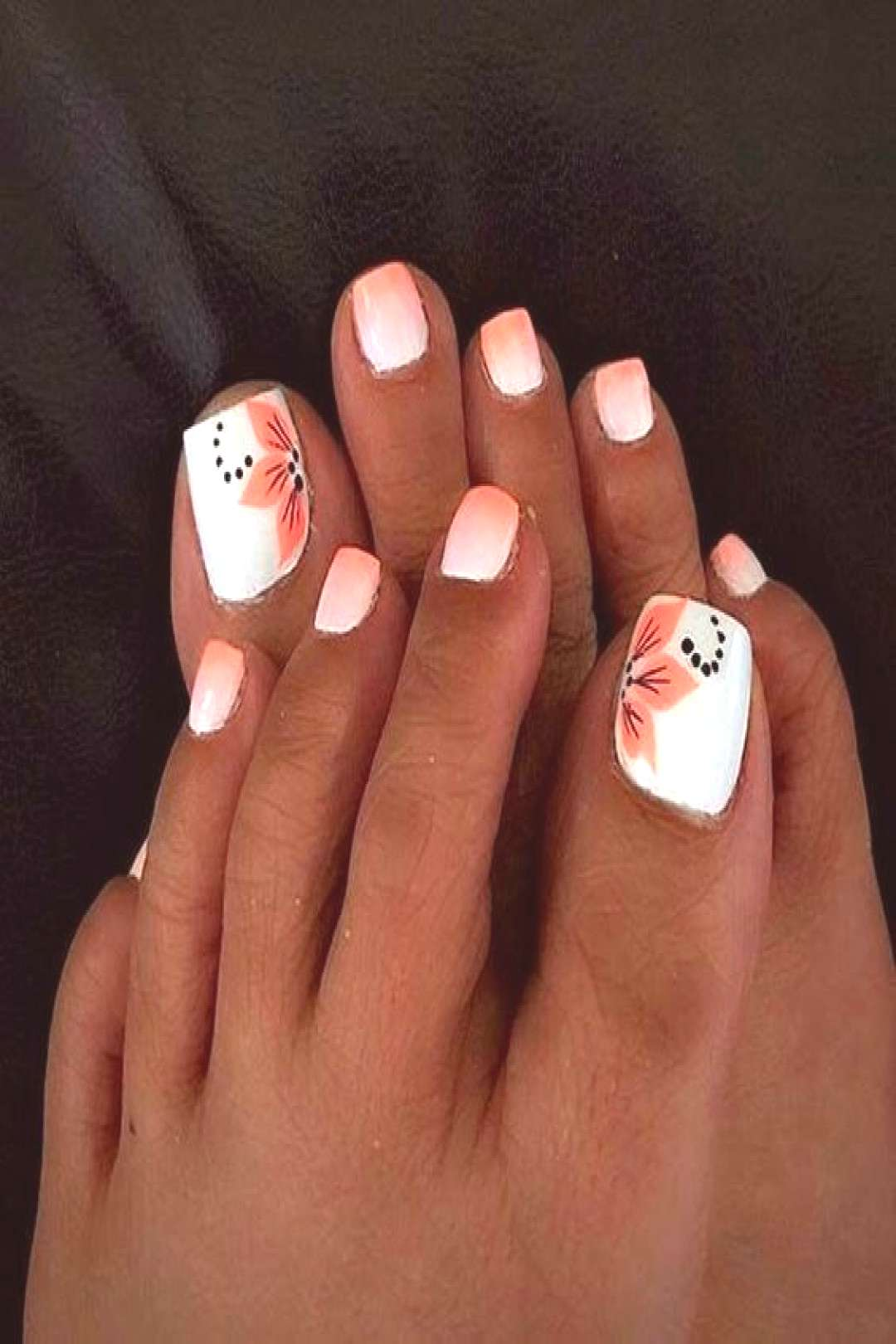60+ Summer Nail Art 2019 Ideas to give you that invincible shine and confidence - Hike n Dip
