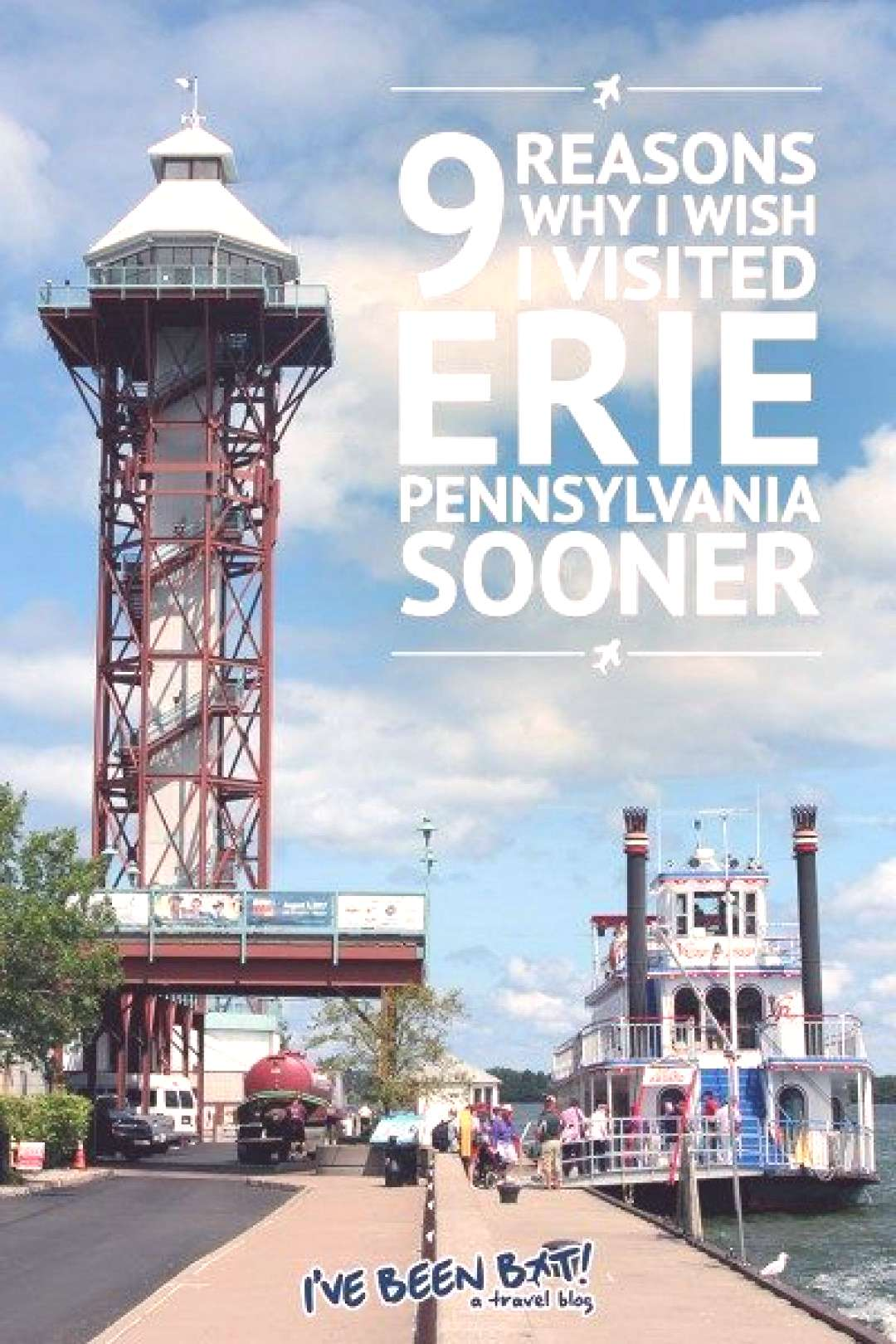 9 Reasons Why I Wish I Visited Erie Pennsylvania Sooner » I've Been Bit :: A Travel Blog -  I've