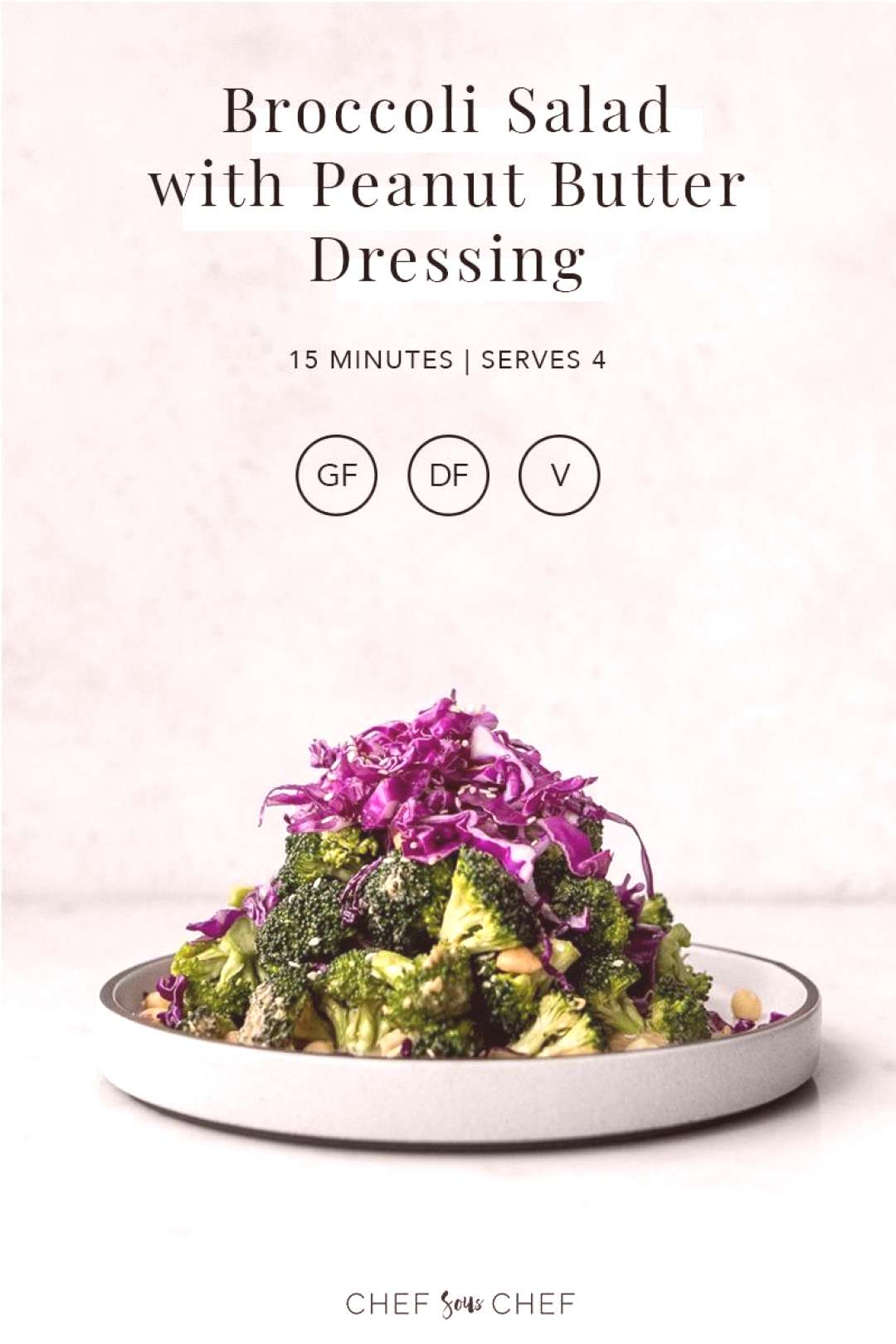 A quick and simple salad perfect as a weeknight recipe, work lunch, picnic or potluck, this easy br