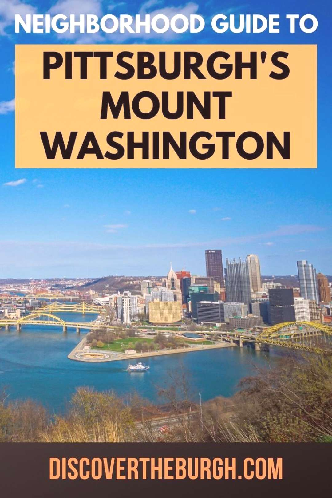 An Attraction & Eating Guide to Pittsburghs Mount Washington Mount Washington in Pittsburgh is kno
