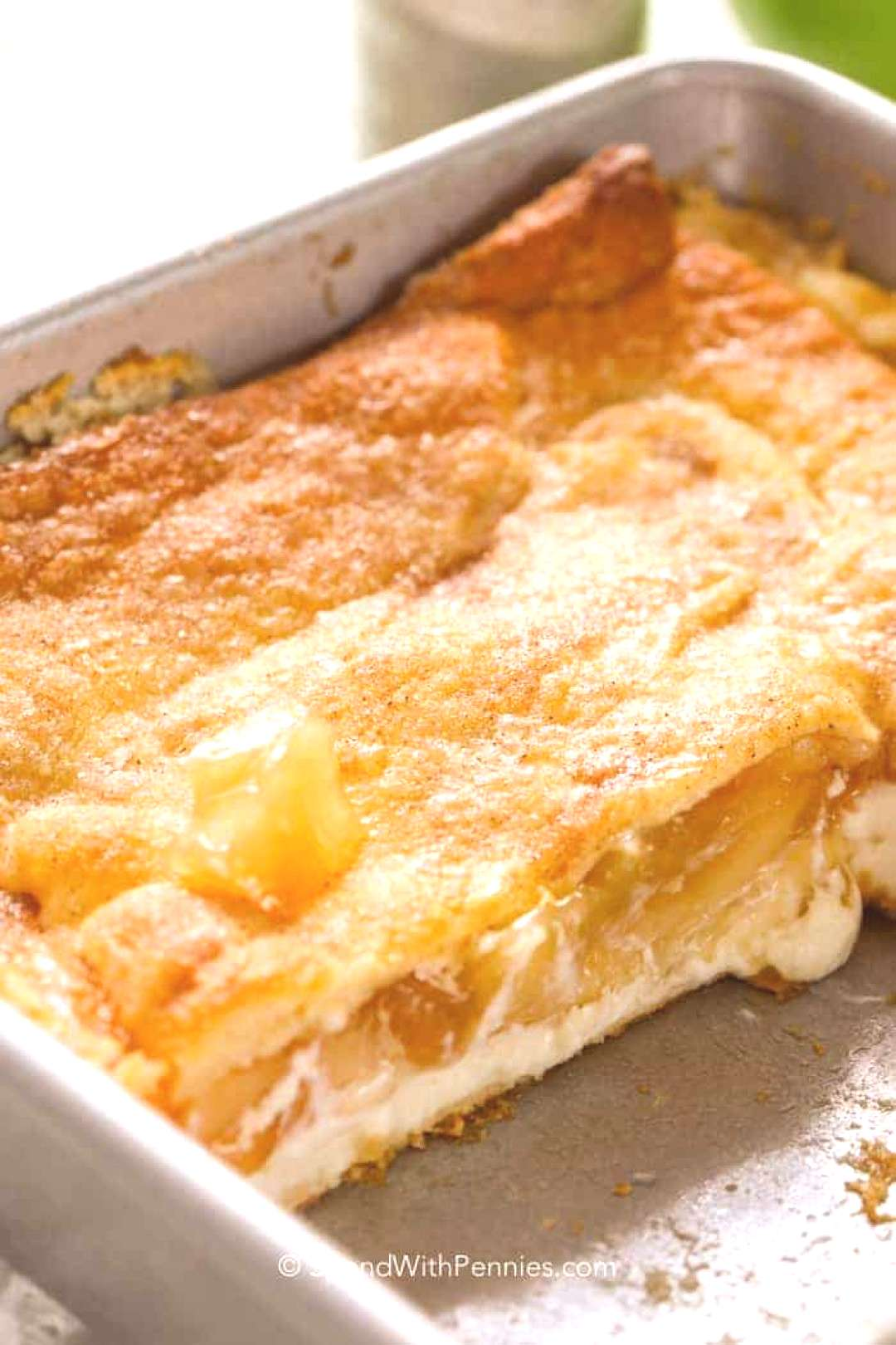 Apple Cheese Danish Bars - Spend With Pennies-#APPLE Cheese Danish Bars – Spend With Pennies  In