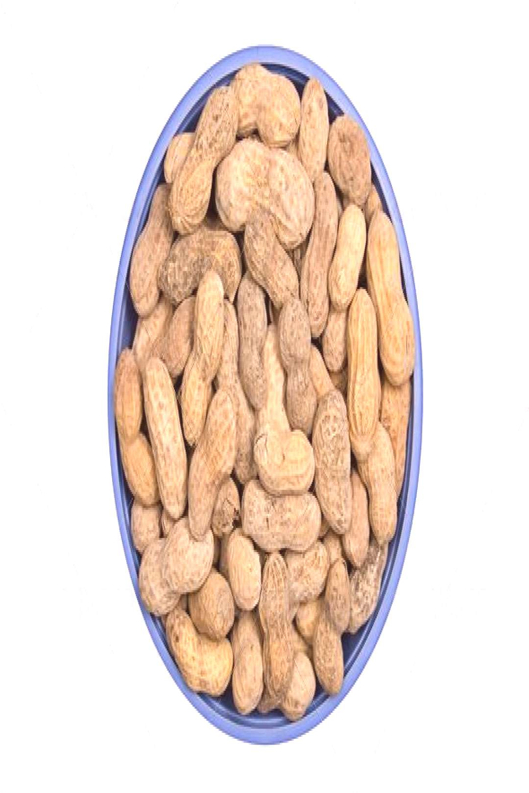 Bowl of peanuts by joebelanger. A bowl of peanuts isolated on a white background