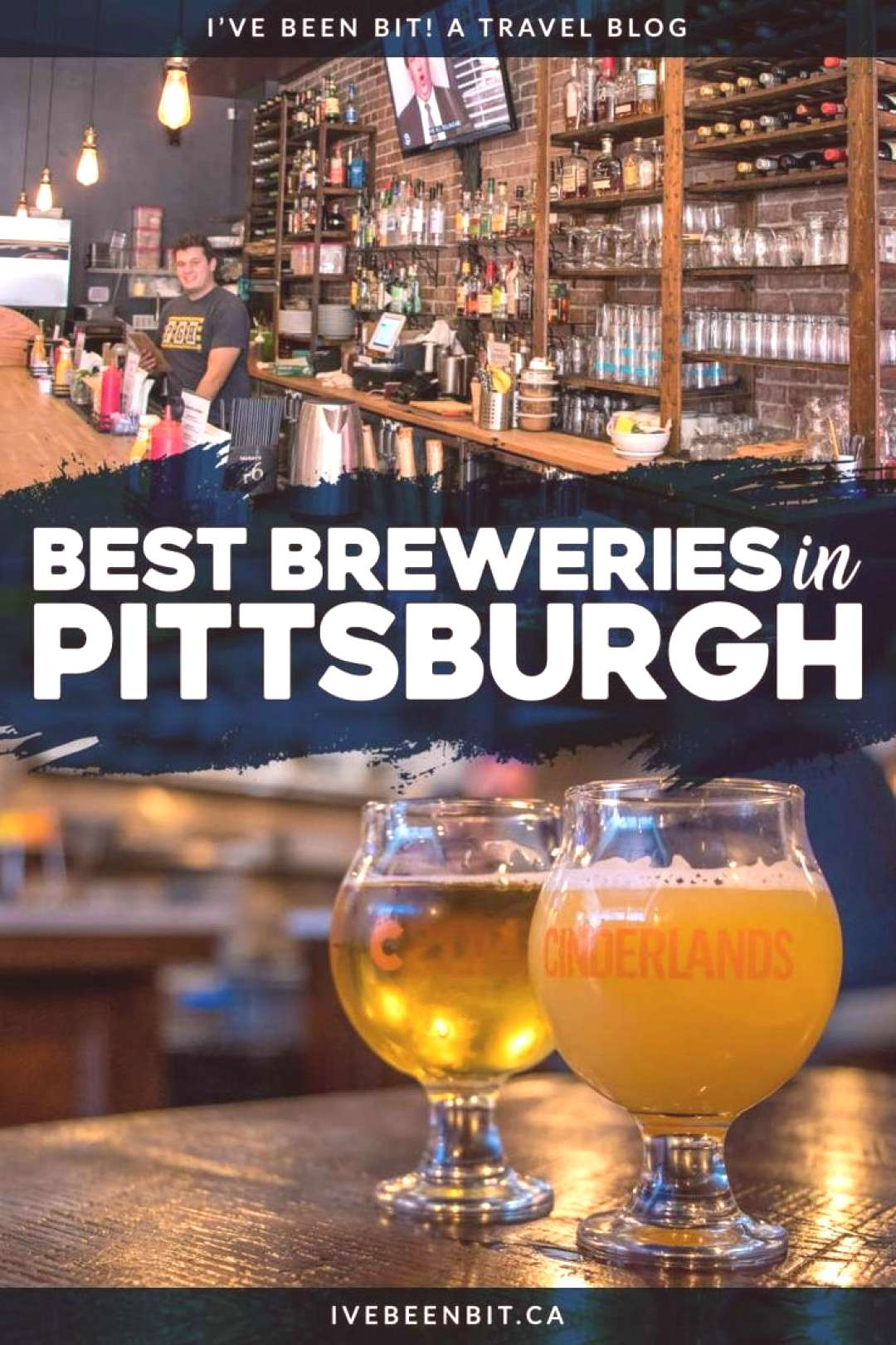 Breweries in Pittsburgh You Gotta Have a Pint At » I've Been Bit :: A Travel Blog Chances are Pitt