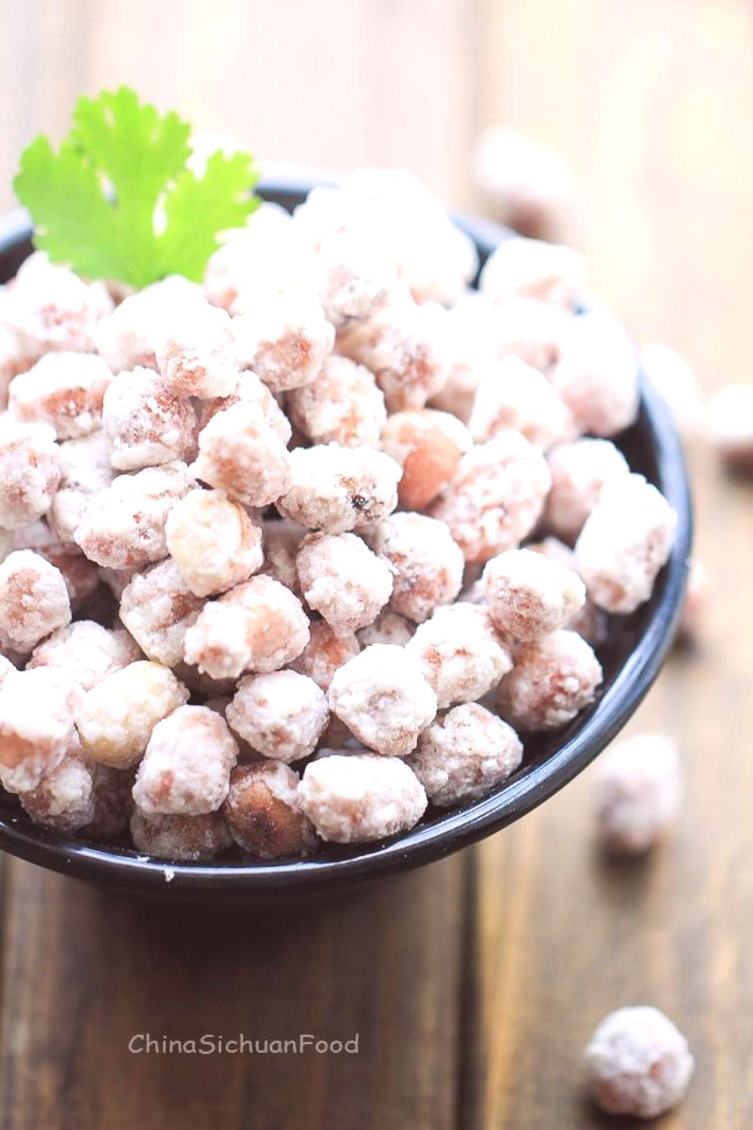Candied Peanuts -