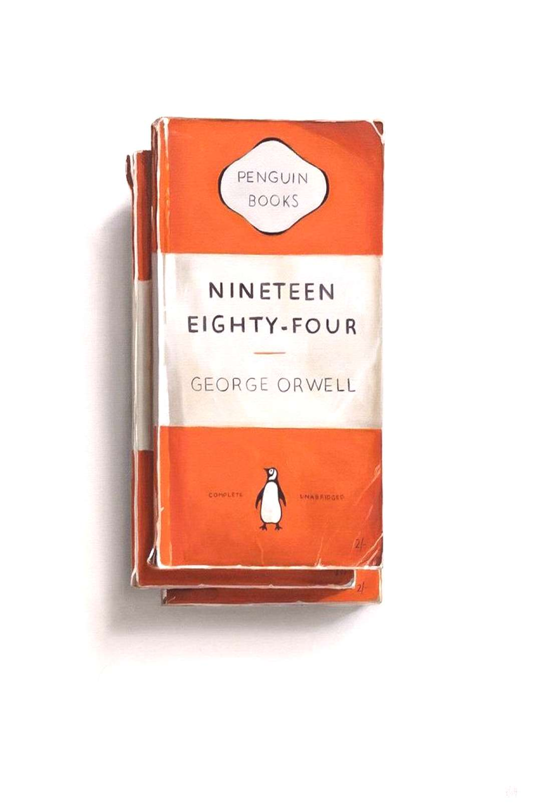 Christopher Stott, Penguin Books - Nineteen Eighty-Four