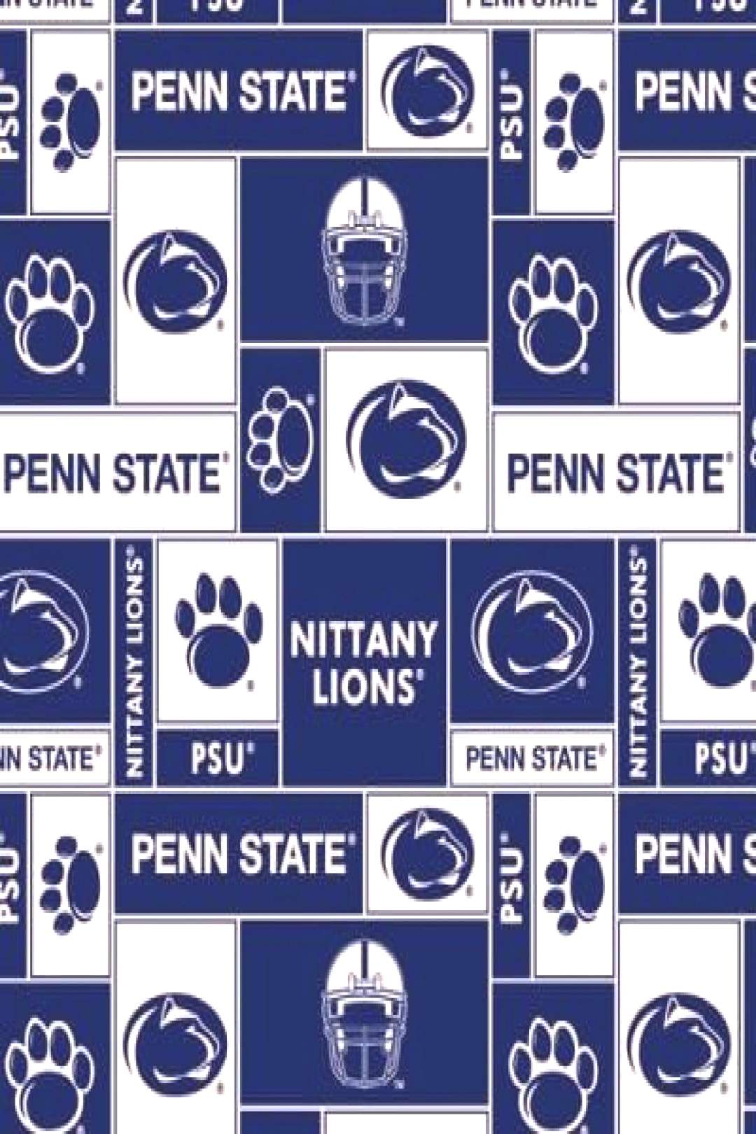 CUSTOM -- Greek T-Shirt with Double Fabric Letters (Penn State)  $23.45  Be sure to check out our s