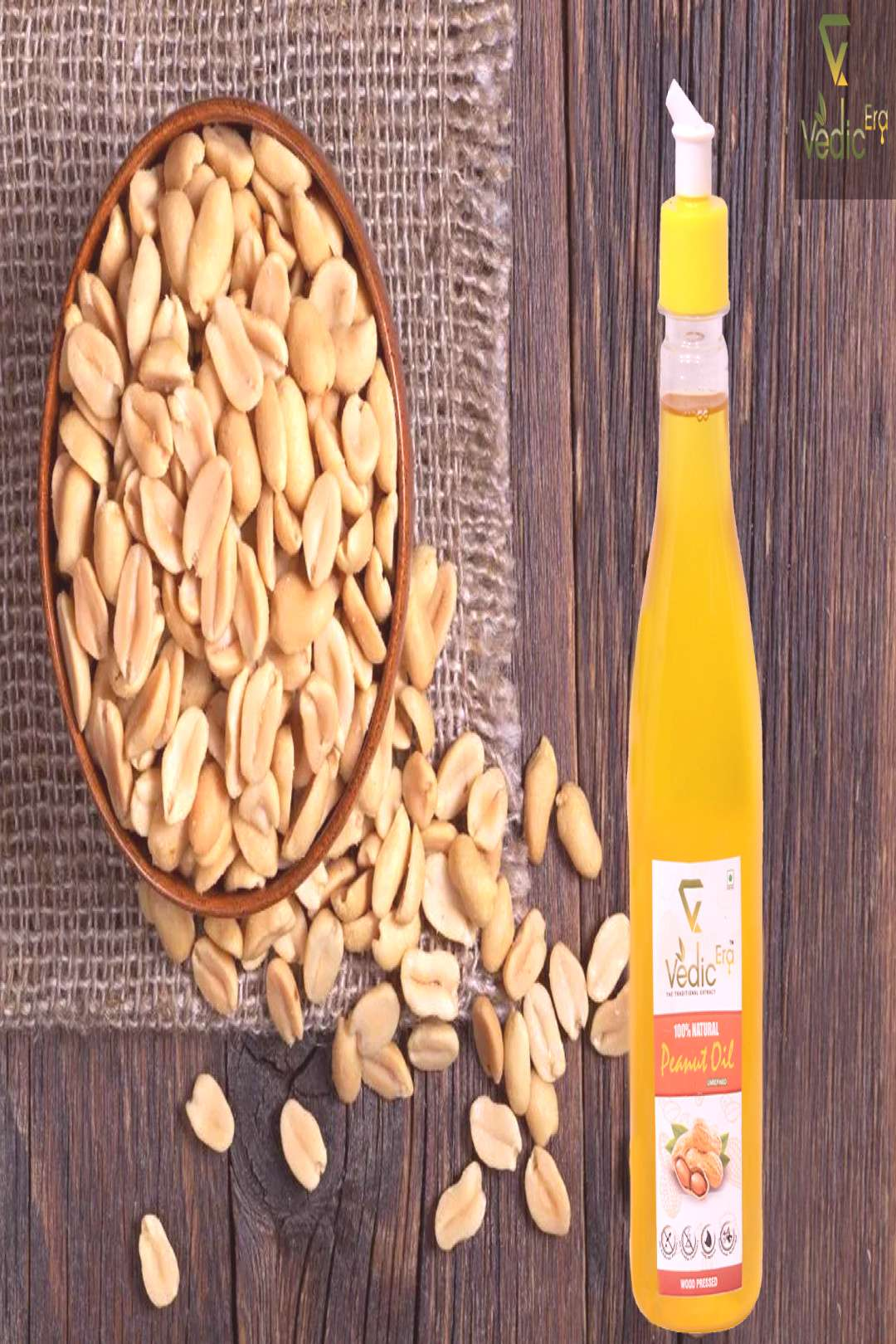 Did You Know? Did You Know? Peanut Oil is One of The Stable Cooking Oil Which Has a long Shelf Life