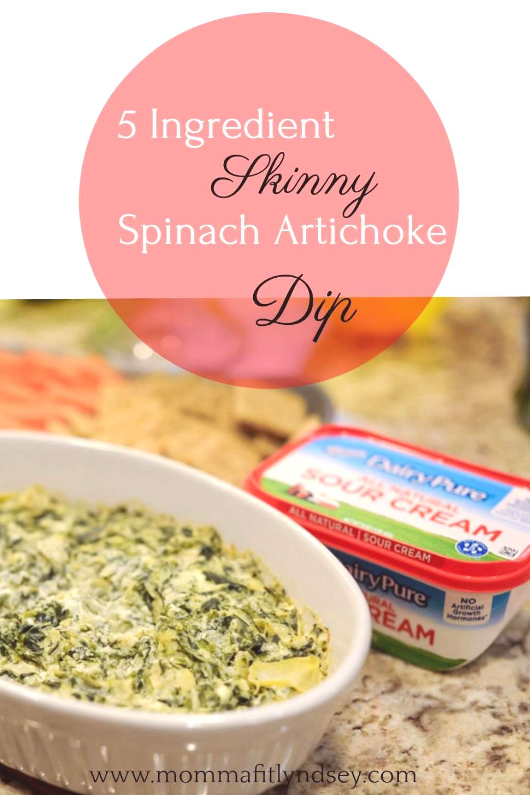 easy holiday appetizer idea from Pennsylvania blogger Lyndsey of // holiday party appetizer // mak