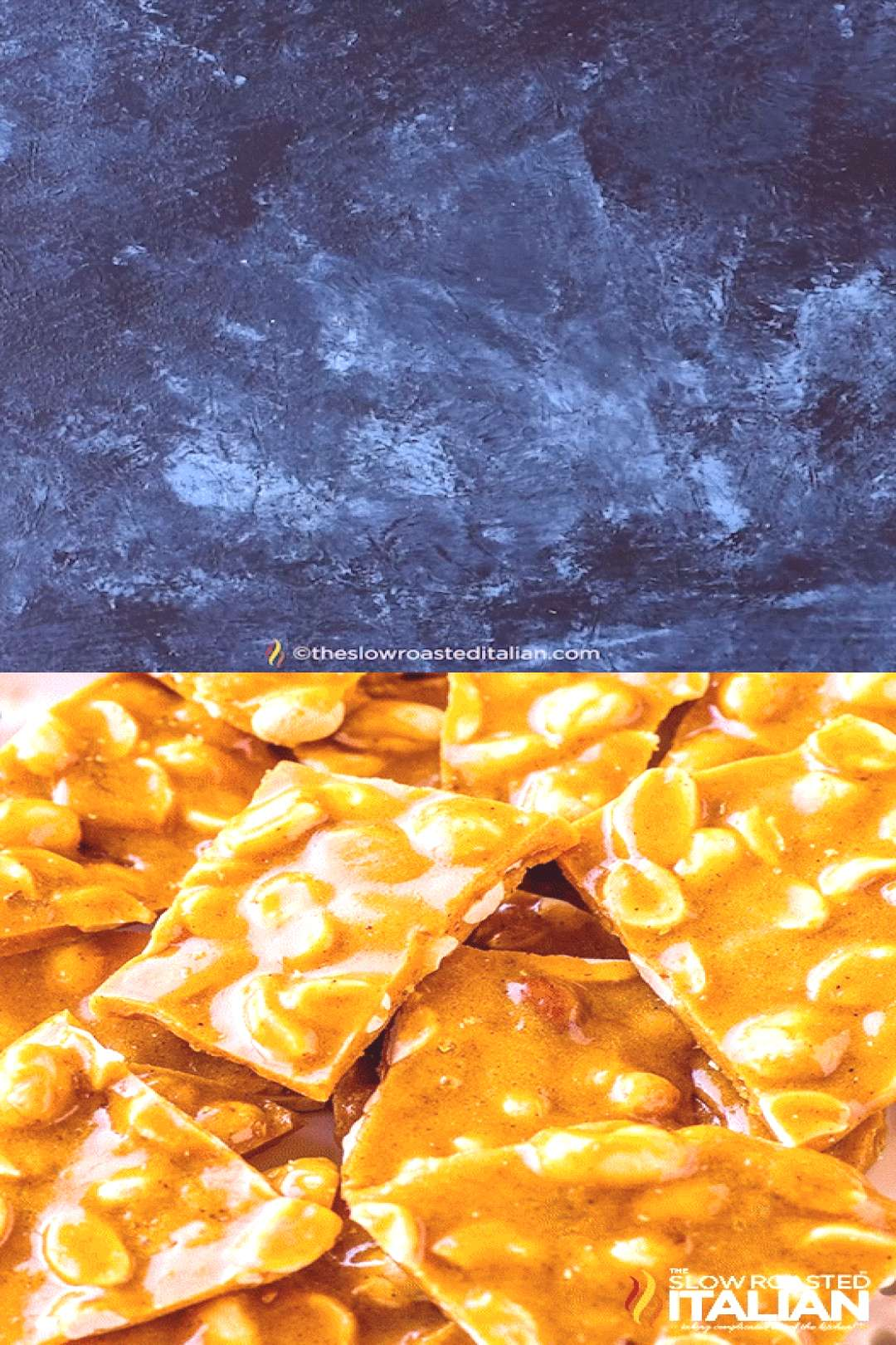 Easy Homemade Peanut Brittle This easy homemade Peanut Brittle is an old-fashioned sweet, hard cand