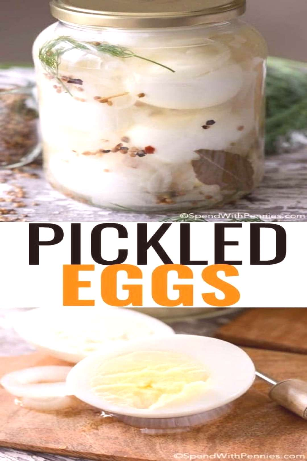 Easy Pickled Eggs (No Canning Required) - Spend With Pennies - -