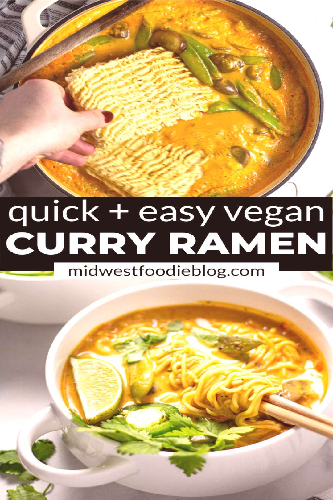 Easy Vegan Ramen Noodles - - 90day diet crash diet ... -  Easy Vegan Ramen Noodles – – 90day di
