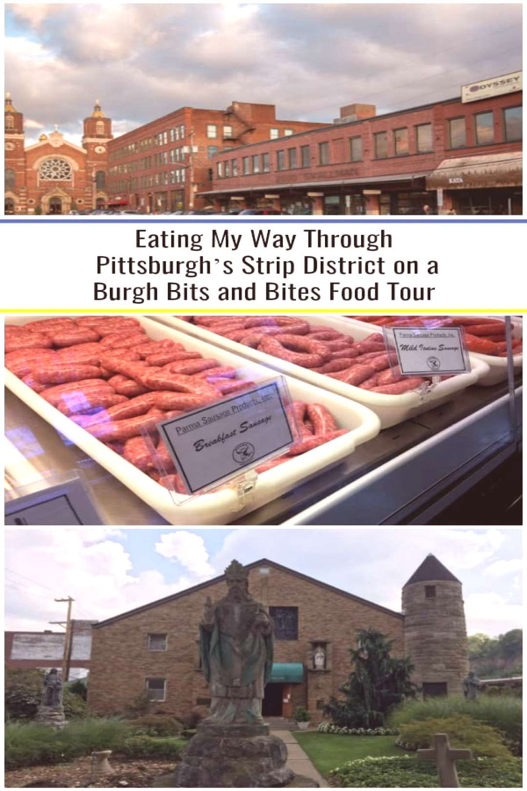 Eating my way through Pittsburghs Strip District on a Burgh Bits and Bites Food Tour
